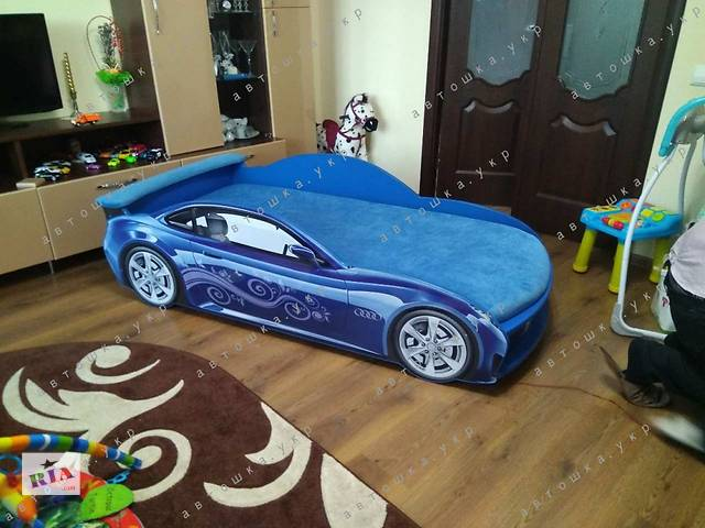 купить бу Кровать машина Ауди NEW ! в Львове