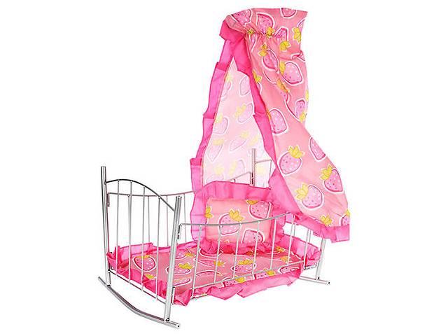 Кроватка с балдахином для кукол melogo 9349- объявление о продаже  в Одессе