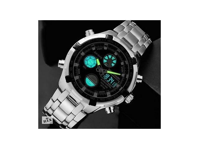 dda59b706278 Крутые наручные мужские часы AMST 3003 BOAMIGO Original гарантия!