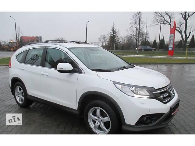 купить бу Крыло переднее для Honda CR-V 2013 в Львове