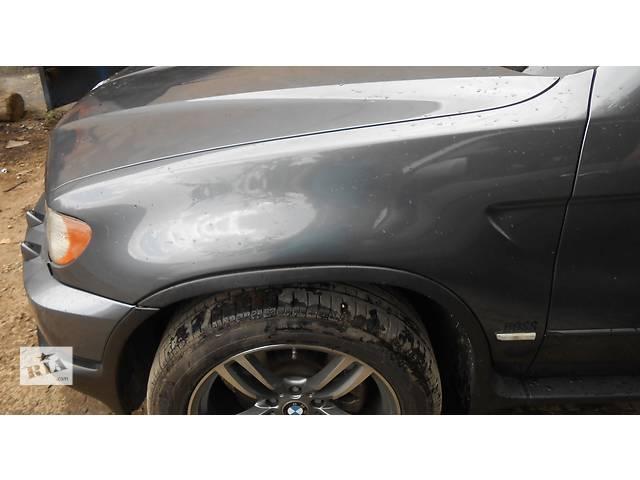 Крило переднє Ліве L і Право R BMW X5 БМВ Х5 1999 - 2006- объявление о продаже  в Ровно