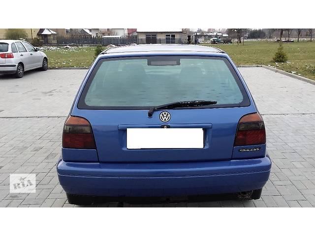 продам Крышка багажника для хэтчбека Volkswagen Golf III бу в Львове