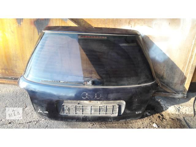продам  Крышка багажника для легкового авто Audi A4 Avant бу в Запорожье