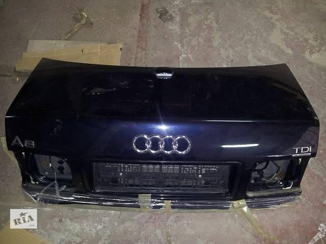 купить бу  Крышка багажника для легкового авто Audi A8 2001гг в Львове