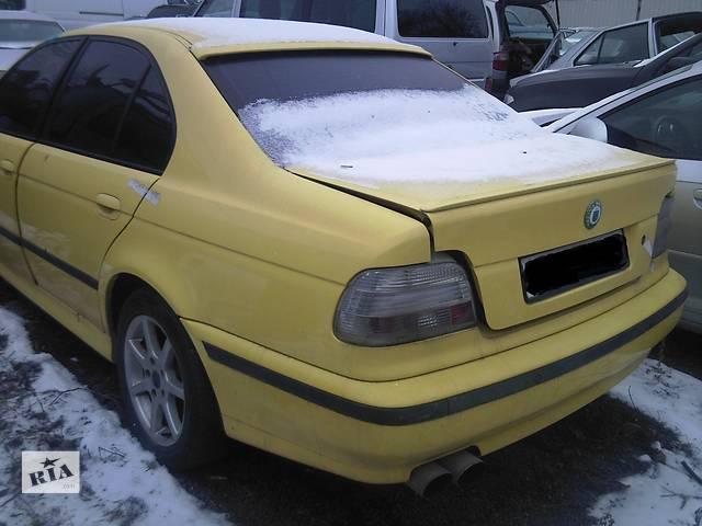 Крышка багажника для легкового авто BMW 530- объявление о продаже  в Ужгороде