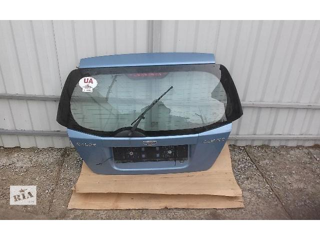 Крышка багажника для легкового авто Chevrolet Aveo T200- объявление о продаже  в Тернополе