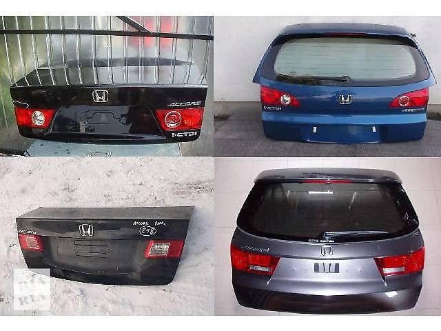 купить бу  Крышка багажника для легкового авто Honda Jazz в Киеве