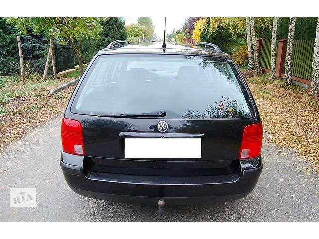 бу Кришка багажника для універсалу Volkswagen Passat B5 1998  в Львове
