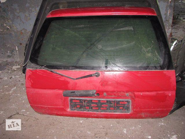 продам крышка багажника для универсала Ford Escort, 1994 бу в Львове