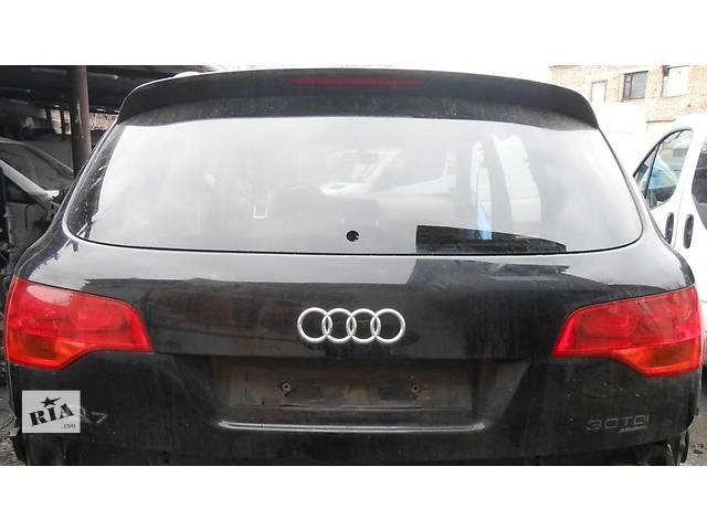 купить бу Крышка багажника, Ляда Audi Q7 Ауди Кю7 в Ровно