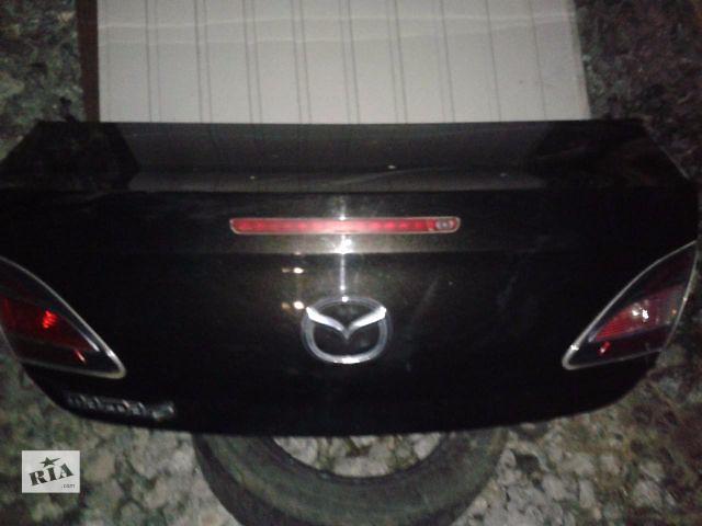 купить бу Крышка багажника Mazda 6 new 208-2012 год. в Киеве
