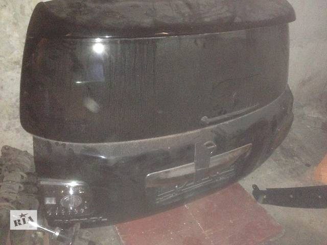 продам Крышка багажника Nissan Patrol 2014 бу в Киеве