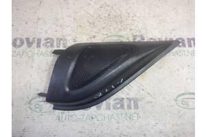 Крышка крепления зеркала левая (уголок двери) (4х4) Mitsubishi OUTLANDER 1 2001-2006 (Мицубиси Аутлендер), БУ-197884