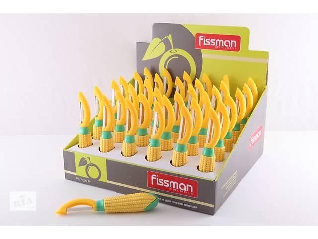Кухонный нож Fissman Для чистки овощей Yellow (PR-7009.PP)- объявление о продаже  в Киеве