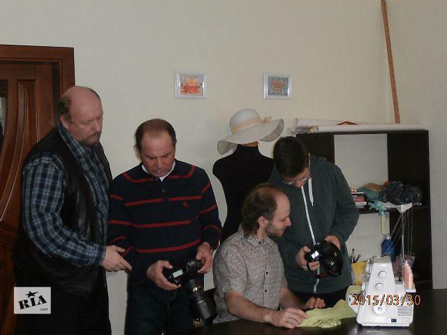 продам Курсы фотографии с акцентом на студийную съёмку бу в Кропивницком (Кировоград)