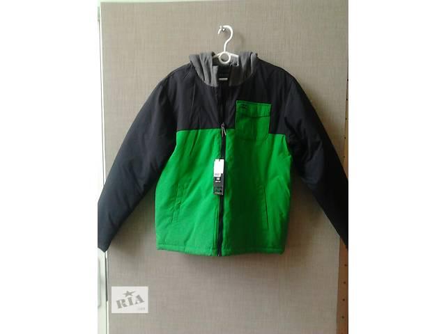 Куртка демисезон подростковая- объявление о продаже  в Львове