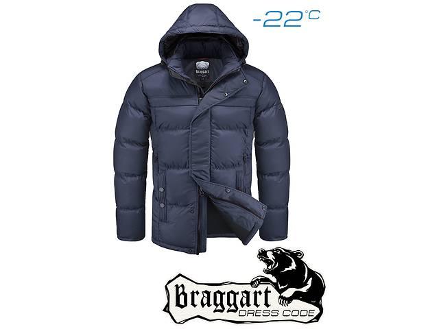 купить бу Куртка мужская зимняя Braggart 3973 цвета и размеры в ассортименте в Киеве