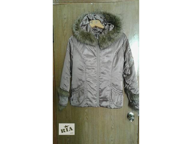купить бу Куртка весна-осень размер 40 в Львове