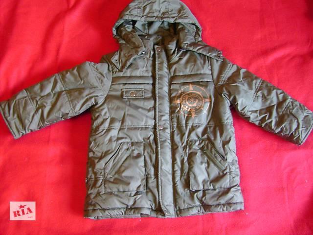 Куртка зимняя для мальчика- объявление о продаже  в Киеве
