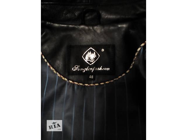 Куртка кожаная- объявление о продаже  в Хмельницком