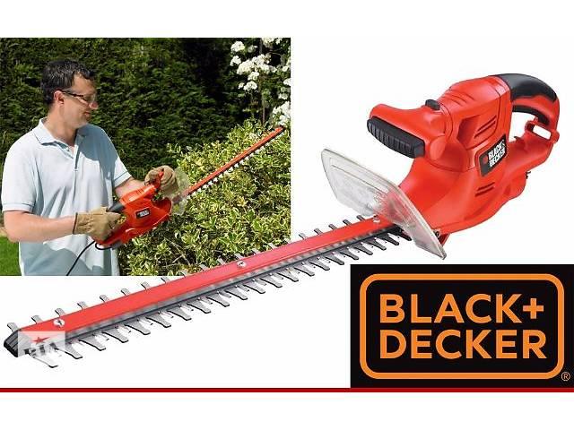 бу Кусторез Black Decker Gt 4550 450Вт с 50см ножами в Львове