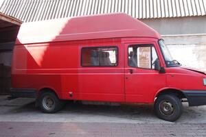 кузов для LDV Convoy 1997-2005рв кузов з документами 25000гр без 20тис за голий не битий не варений колір червоний