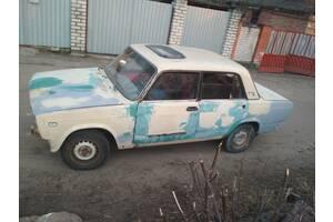 Кузов на ВАЗ-2107!