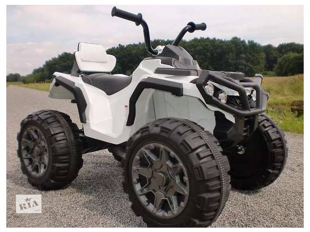 продам Квадроцикл детский 906 колеса резина, амортизаторы. Доставка  бу в Кривом Роге (Днепропетровской обл.)