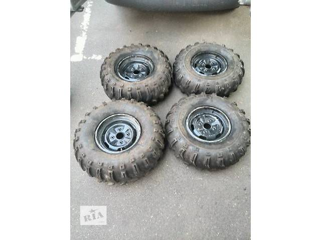 купить бу Квадроцикл диски с шинами в Тернополе
