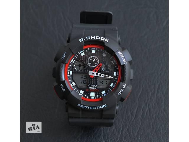 Часы G-Shock ga100 Casio G-Shok Касио Г-Шок ffb17c600e849