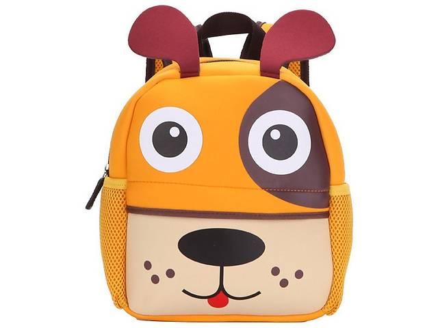 продам Детский рюкзак сова, кот, белка, овечка, собака, заяц, обезьянка 1-7 лет 3-D бу в Полтаве