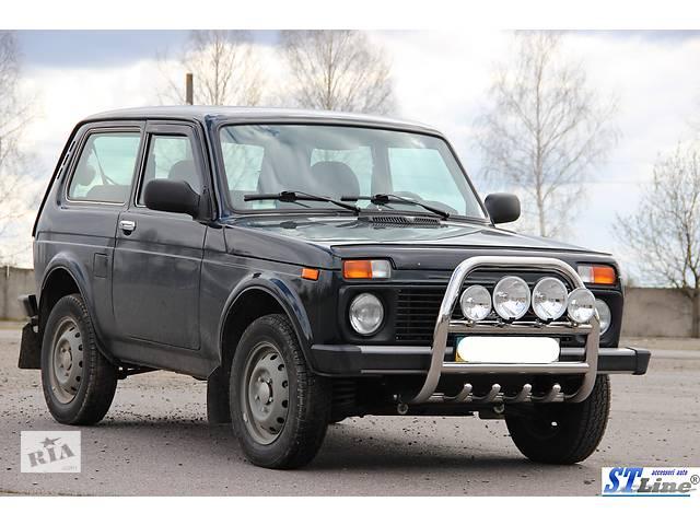 продам Lada Кенгурятники Защита бампера Пороги  бу в Виннице