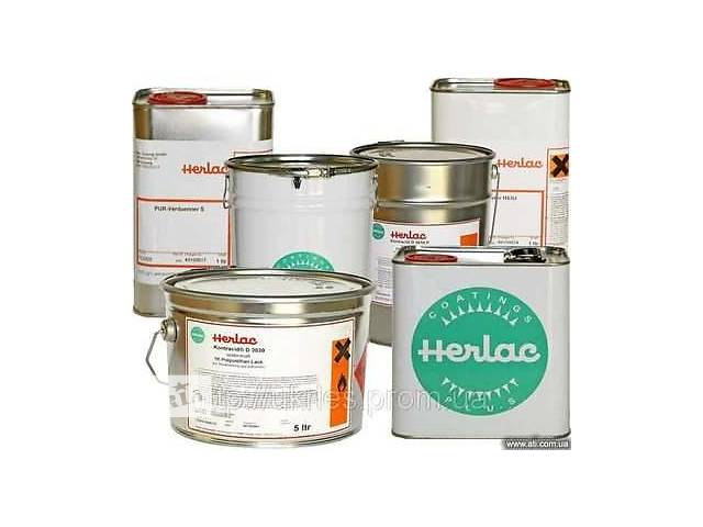 купить бу Лакокрасочные материалы ТМ Herlac (Германия) в Бердичеве