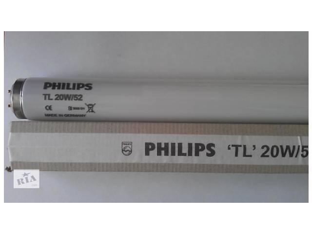 Лампа для лечения желтушки Philips TL 20W/52 G13 SLV/25- объявление о продаже  в Киеве