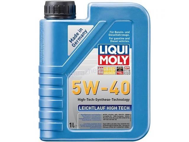 Liqui Moly Leichtlauf High Tech 5W-40 1л. Art. vikr-671038902- объявление о продаже  в Белой Церкви (Киевской обл.)