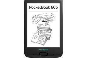 Электронная книга PocketBook 606 Black