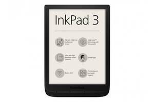 Электронная книга с подсветкой Pocketbook 740 InkPad 3 Black (PB740-E-CIS)