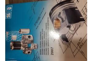 Каталоги та мануал  по ремонту дизельних двигунів