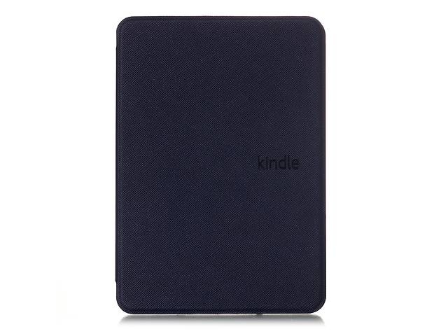 бу Обложка Armorstandart Leather Case для Amazon Kindle Paperwhite 4 (10th Gen) Dark Blue (ARM54045) в Києві