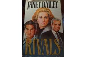 Rivals Janet Dailey книга на английском языке
