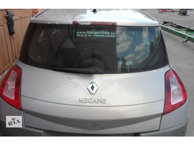 купить бу Ляда Дверь задняя Renault Megane Рено Меган 1,5 dCi 2002-2006 в Ровно