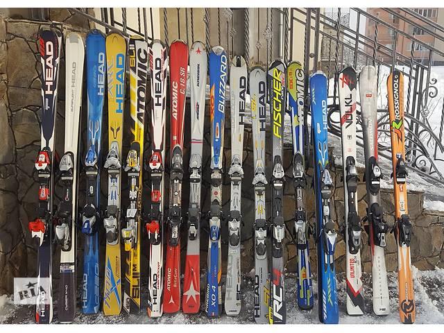 бу Лыжи 149-165 см в Коломые