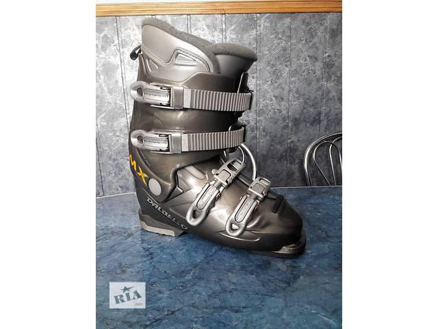 купить бу Лыжные ботинки в Черновцах