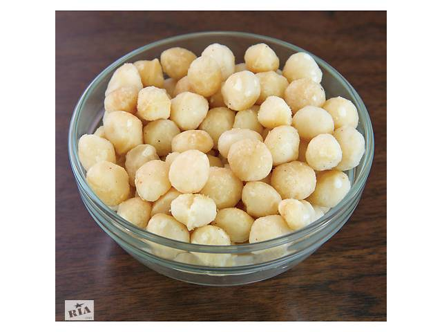 бу Макадамия, орех сушеный, оптом и в розницу в Городенке
