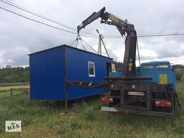продам Манипулятор, грузовые перевозки бу в Львовской области