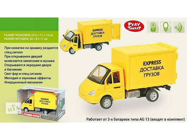купить бу Машинка Газель-фургон в Николаеве