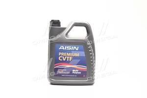 Масло трансмисс. AISIN ATF CVT (Канистра 5л)