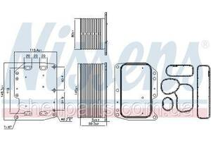 Масляний радіатор NISS NIS 90922