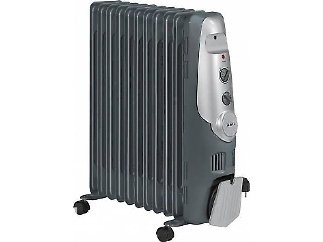 Масляный радиатор AEG RA 5522 22кв.м. новый! гарантия!- объявление о продаже  в Киеве