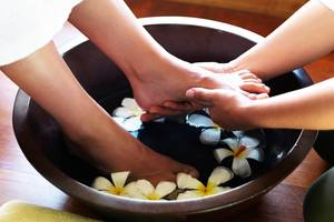 Тайские массажи
